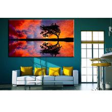 Pinturas de pared con marco