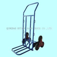 лестницы восхождения ручной тележки, 75kgs способности, мыс плиты Ширина 3