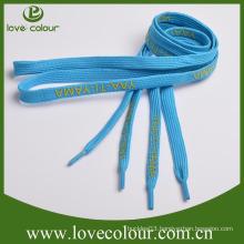 Custom Printed Polyester Tubular Shoelace Wholesale