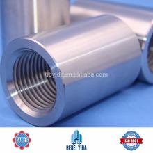 L'acier de barre de couplage de matériel de projet de construction / la barre a fileté / la barre de Rebar de connecteurs de barre