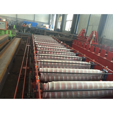 Metal Corrugated Roof Sheet Forming Machine
