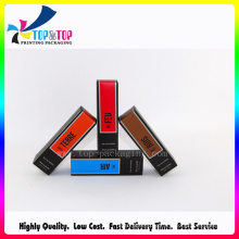 Wholesale Colorful Perfume Card Box with Matte Lamination