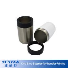 Sublimation 12 Oz Stainless Steel Beer Bottle Cooler Mugs Holder with Custom Logo