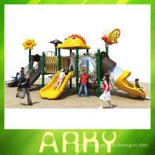 Safe Kindergarten Play Equipment Children Slide