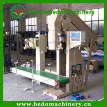 BBQ charcoal briquette packing machine/ onion packing machine
