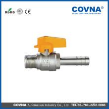1/2 válvula de bola de latón precio Gas válvula de bola latón válvula de bola importador en Delhi con bajo precio