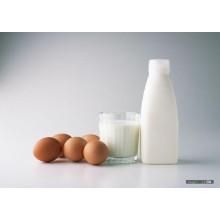 Milch Ei Geschmack