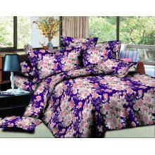 Cama de tamanho espalhar conjunto de consolador barato luxo atacado 3d conjuntos de cama 3d impresso conjunto de tampa de cama dubai