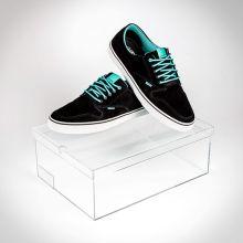 Transparente Acryl Sneaker Box Lieferanten und Hersteller