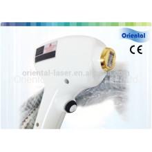 Esthétique 600W épilateur diode laser / épilateur d'épilation