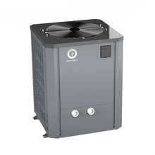 Vertical Inverter Swimming Pool Heat Pump