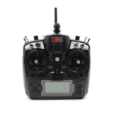 FlySky FS-TH9X 2.4G 8CH Transmitter with IA10B Receiver for RC Helicopter FS-iA10B receiver