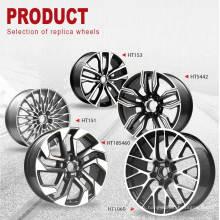 Ruedas de acero 17x7 llantas de ruedas arco de rueda de camión