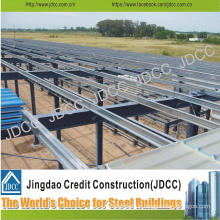 Professional and High Quality Steel Structure Workshop, Warehouse, Shed Steel Structure