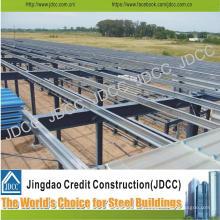 Профессиональный и высокое качество стальной структуры Мастерская, Пакгауз, сарай стальной структуры