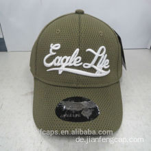 3D Stickerei Trucker Baseball Cap