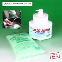 Removedor de manchas de óleo industrial detergente de lavagem a mão de aloe da Suzuki Yushi Industrial. Feito no Japão (detergente em pó)