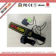 Hand Held Portable Security Metal Detector SPM-2008 super scanner