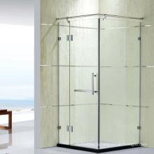 Популярная итальянская модель ванна душ экраны складной