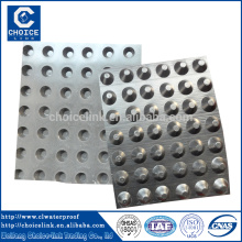 Plastic Dimple Waterproof Drainage Board
