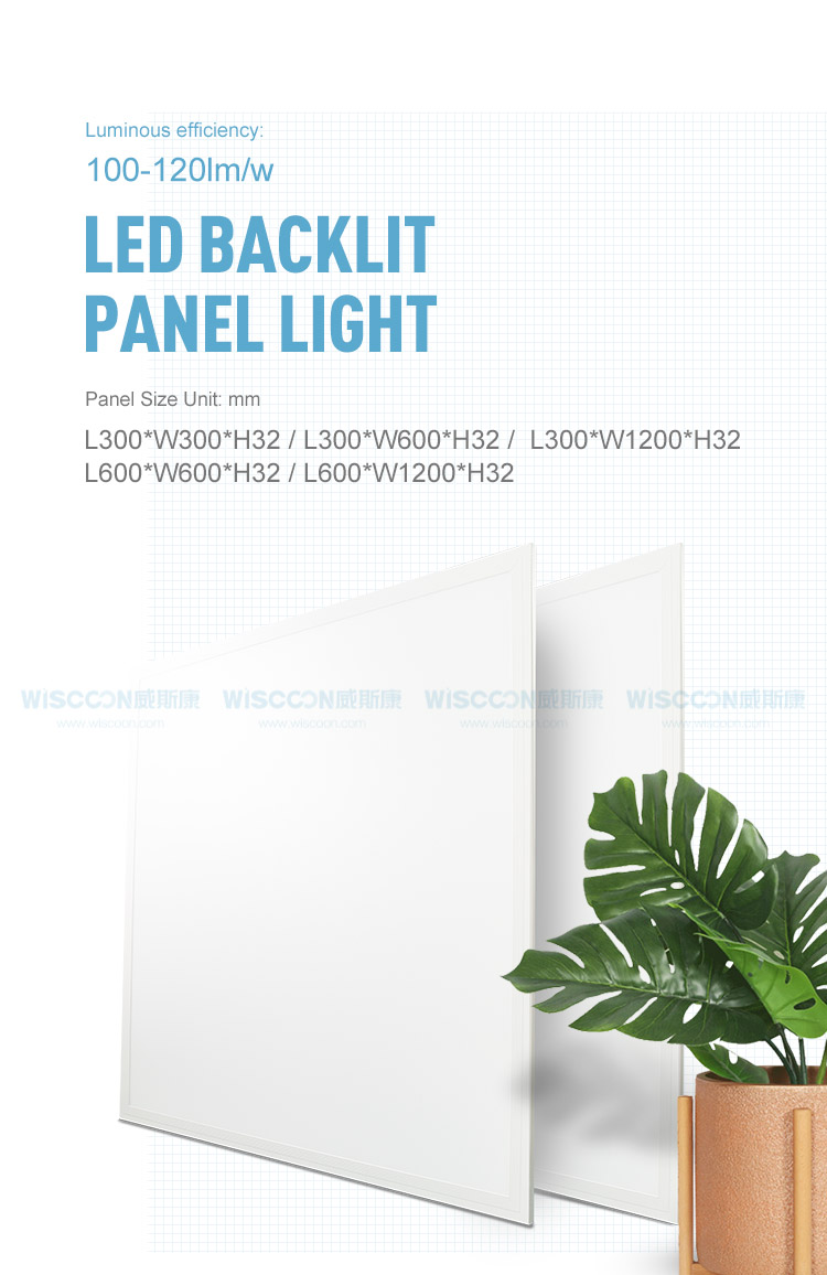New arrival brightness 36w LED PANEL LIGHT 48w LED panel solar panel light