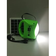 Solar LED Portable Camping Handleuchte