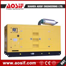 Gerador de CA do consumo de combustível do poder superior de 380volt 400volt 415volt baixo 3phase