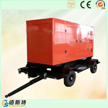 250kw China Brand Weichai Diesel Generator Sets with Soundproof