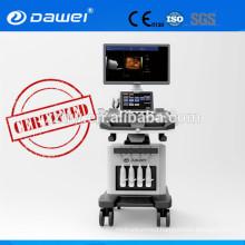 4D Color Doppler Ultrasound Diagnostic Echo Machine & Medical Ultrasound machine