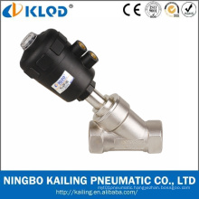 2/2-Way Piston-Operated Angle-Seat Valves