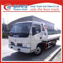 2015 Hot Dongfeng dlk 4TON бортовой эвакуатор