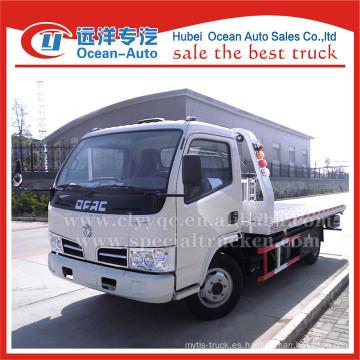 2015 Dongfeng caliente dlk 4TON camión grúa