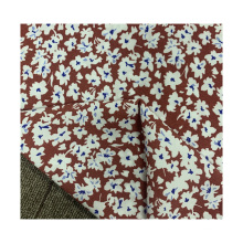 hot sales floral viscose rayon fabric 120D*32S 127GSM  viscose rayon fabric for clothing material