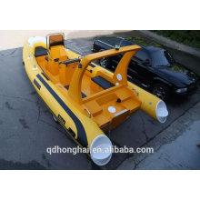 RIB520 Boot mit ce Consol Schlauchboot Ruderboot China RIB520 Boot