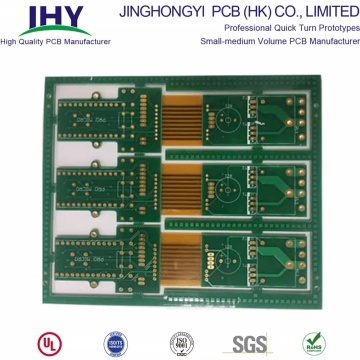 6 Layer Fr4+PI Rigd-Flexible PCB for Medical Equipment
