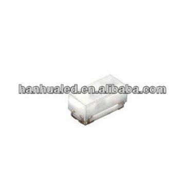 HH-SMD0402BW 100% confiável fábrica Hot venda 0402 smd branco led