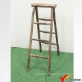 Rustic Vintage Decorative Wooden Blanket Ladder