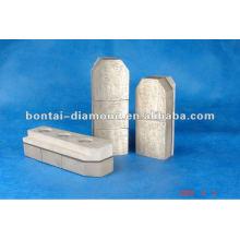 Diamond Resin Fickert for Concrete, Stones, Masonry