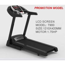 Nouveau Fitness, équipement d'exercice, tapis de course domestique (T-900)