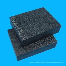 PVC-ABS-Bauteil Blechgröße CNC-Gravur
