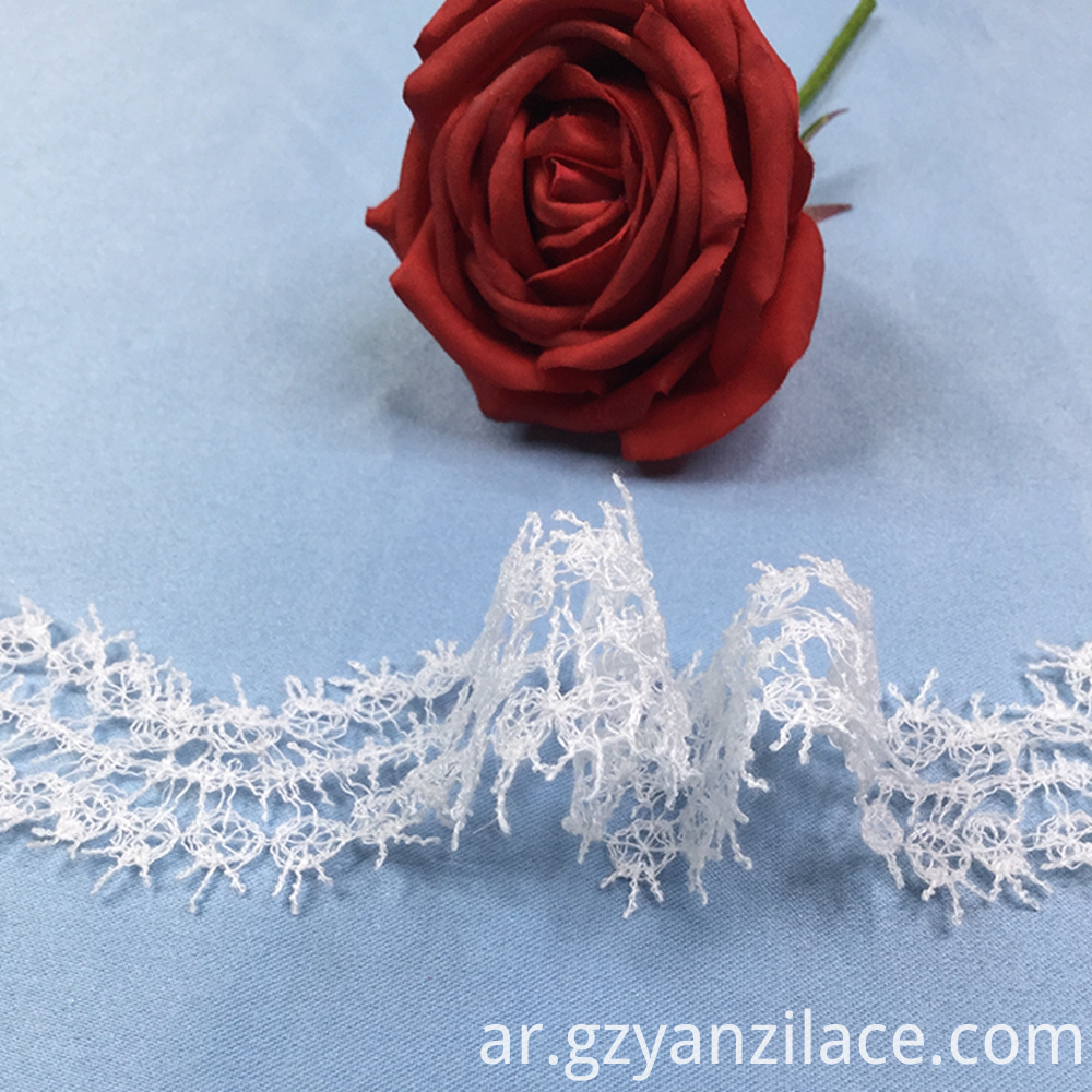 Floral Lace Ribbon