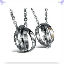 Pendant Fashion Stainless Steel Jewelry Necklace (NK130)