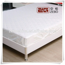 High Quality Hotel Used Wholesale White Bed Bug Mattress Cover