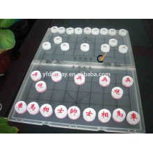Chinese Chess and board Made in Acrylic Material