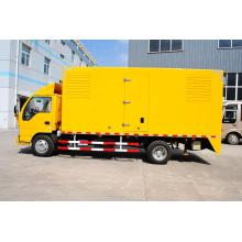 Дизель-генератор грузового типа