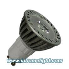 CE & ROHS zugelassenen Aluminium 3W GU10 LED Spot Lampe