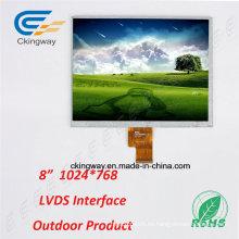 Los Módulos LCD de color al aire libre más nuevos de Ckingway