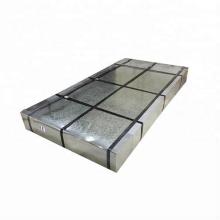 sgcc/sgcd low carbon full hard hot dip 26 ga 4x8 sheet galvanized metal from china manufacturer