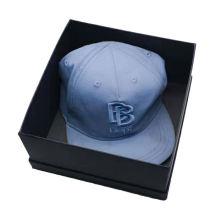 Custom cardboard package luxury hat packaging gift snapback baseball hat box