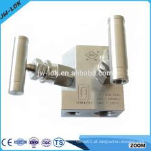 Válvulas de cofre de montagem rígida de 2 vias de alta qualidade